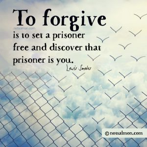 find Peace of mind by forgiving others