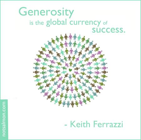 Business Tip: Keith Ferrazzi - Karen Salmansohn