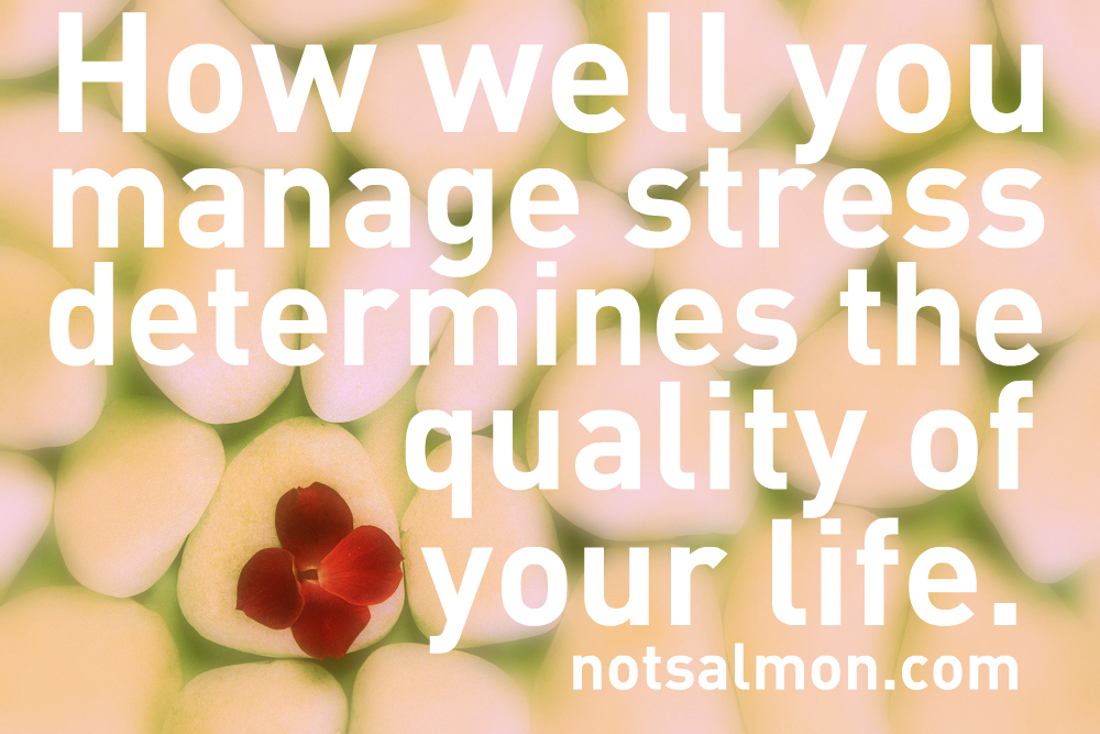 How Well You Manage Stress