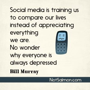 overuse of social media might be Sign Loneliness