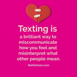 6 Reasons Why Texting Is Hurting Your Relationships and 2 Tools To Help