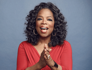 Oprah is a good person who has been through challenges