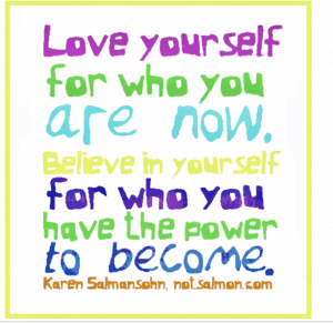 feel bad about yourself quote