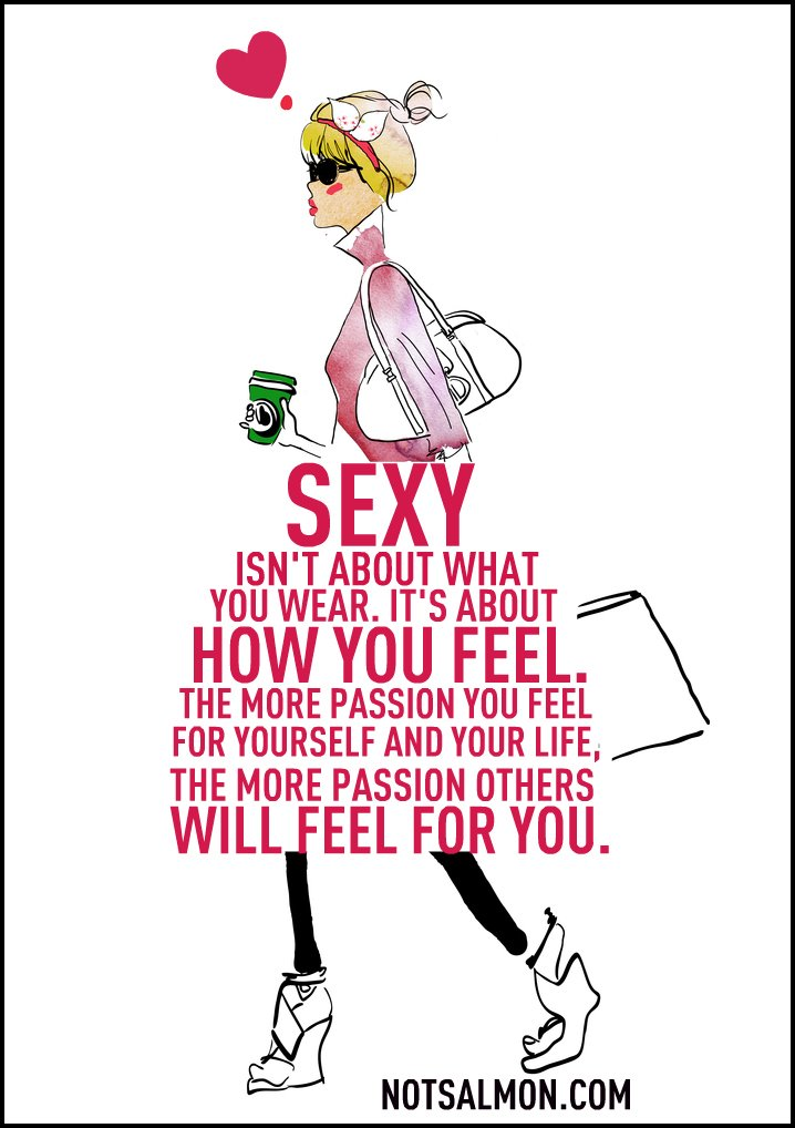 6 Tools To Get Your Sexy Back And Quotes To Inspire Self Confidence