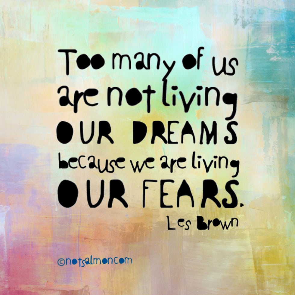 poster les brown dreams fears