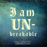 poster un-breakable