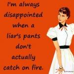 aaa liar pants catch fire