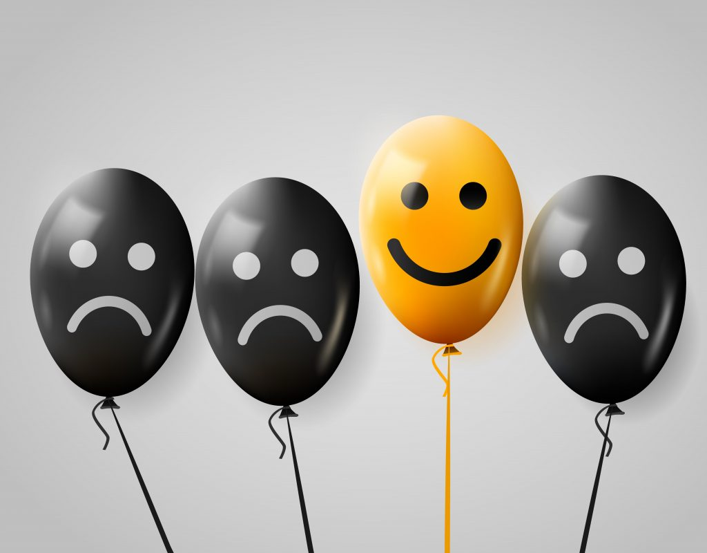 What happy people do differently than grumpy people