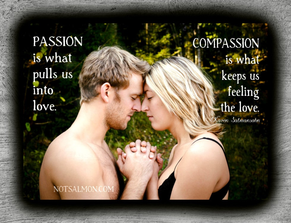 difference between passion and compassion