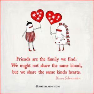 Karen Salmansohn -Friends same heart