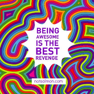 Being Awesome - Poster