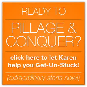 Pillage & Conquer - Karen Salmansohn