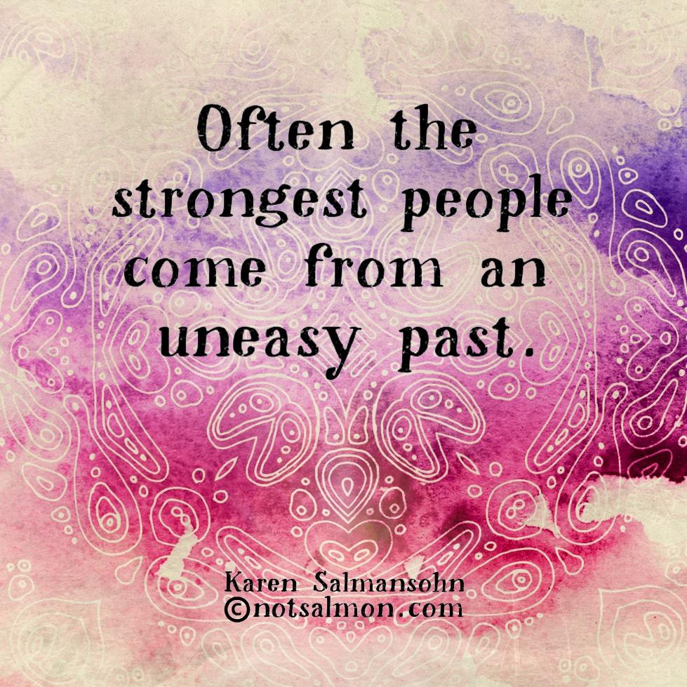 strongest people uneasy past the vortex