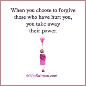 If someone hurt you