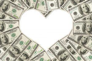 money relationships lasting love