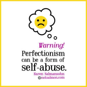 poster perfectionism