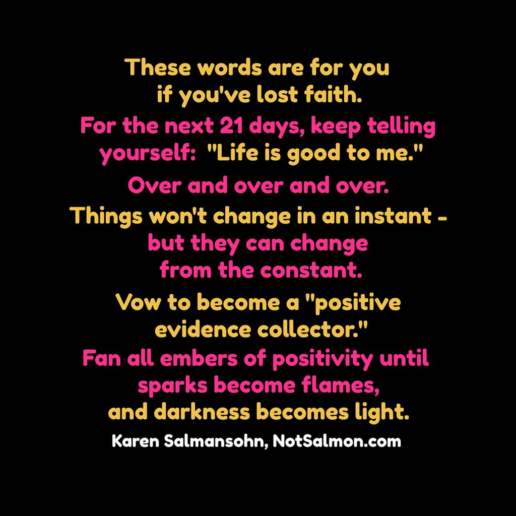 keep the faith quote
