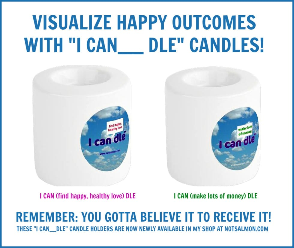 visualize happy outcomes Karen Salmansohn
