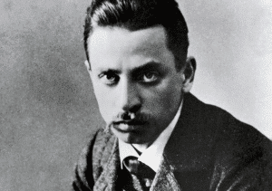 An inspiring quote by Rainer Maria Rilke - About Worry And Fear