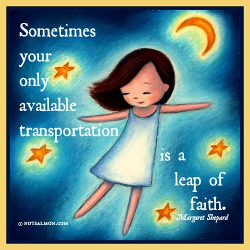 salmansohn leap of faith med