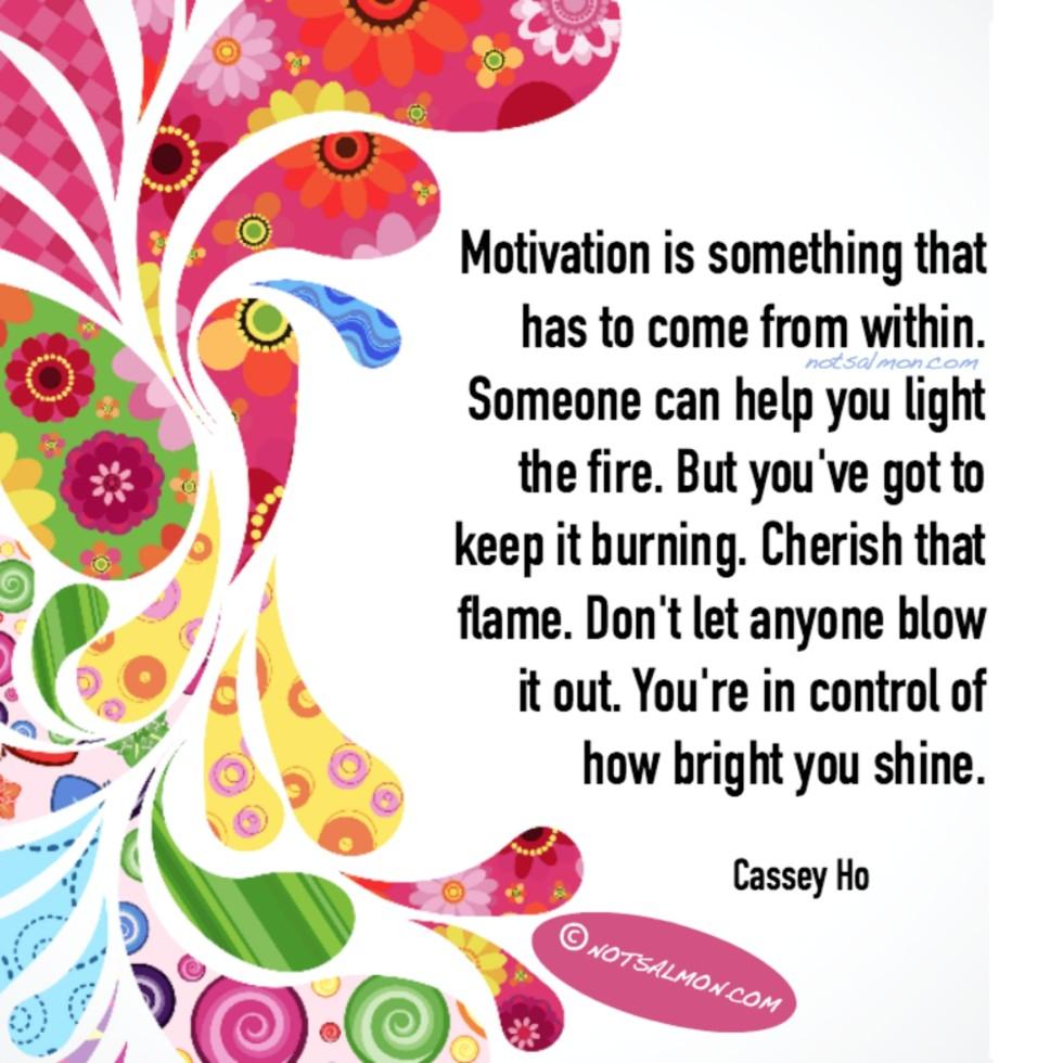 quote motivation cassey ho