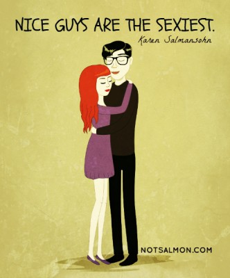 nice guys are the sexiest