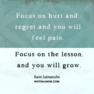 important relationship lessons karen salmansohn