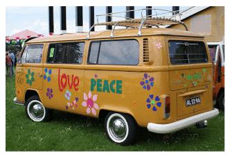 Hop on the Love Bus