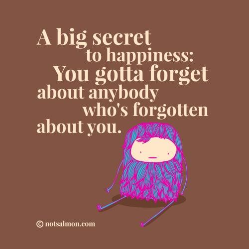 TWEET THIS:A big secre...