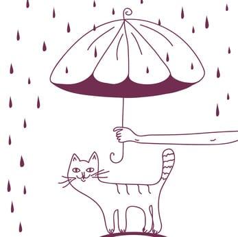 Karen Salmansohn Umbrella Kindness