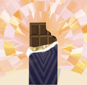 chocolate meditation