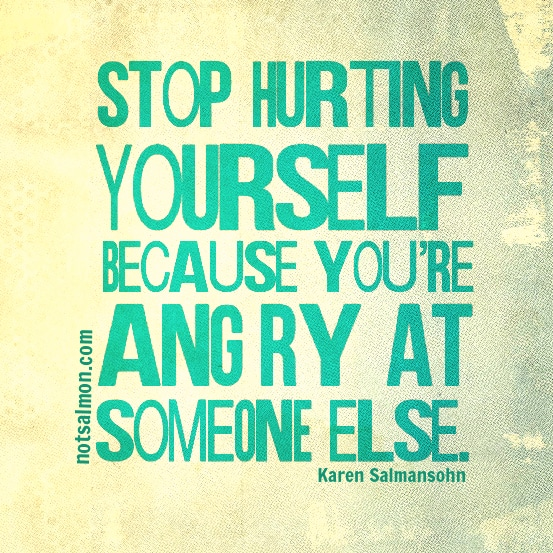 self sabotaging behavior
