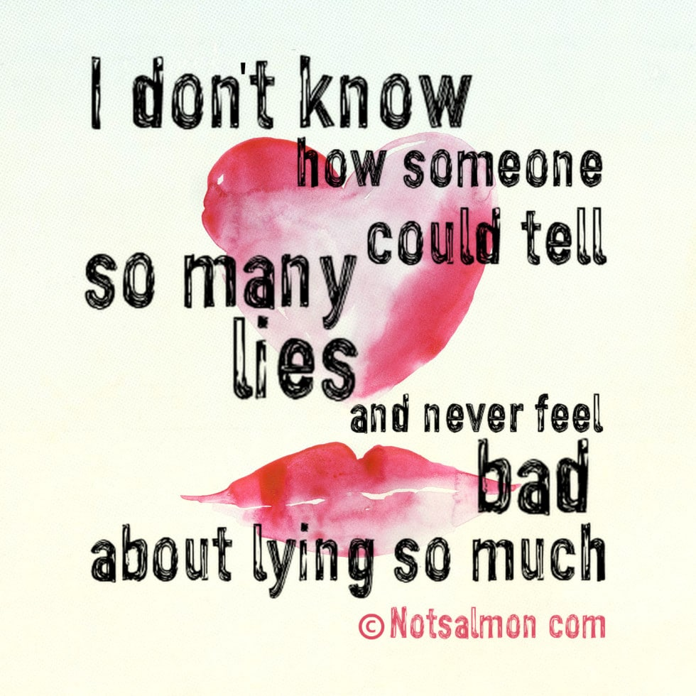 Quotes About Pathological Liars. QuotesGram