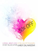 50% Off: A Novel thumb