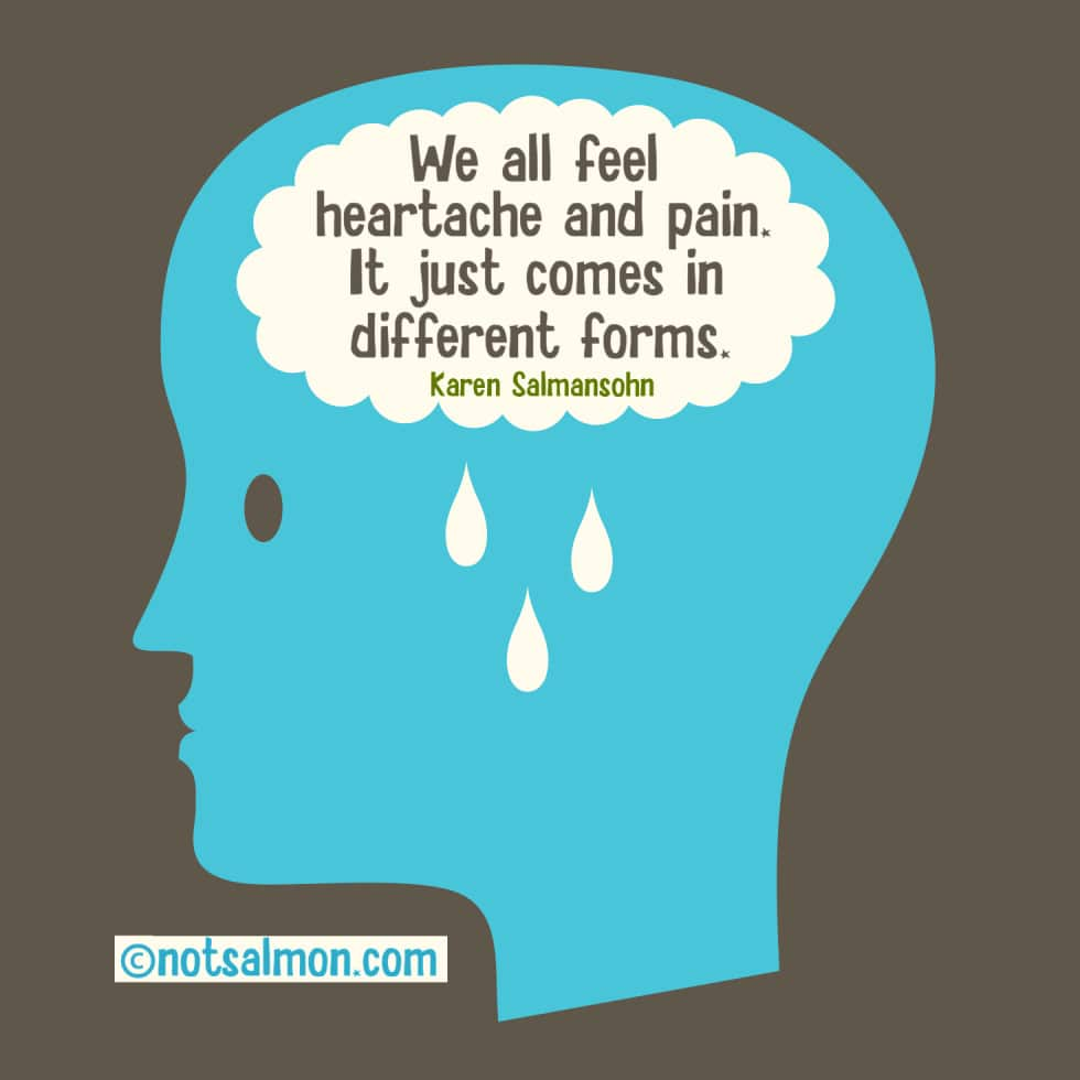 the unbearable emotional pain of a heartbreak We need to learn to embrace heartbreak and grief in order to be able to love again embracing romantic grief by shana schutte part of the his desire is never that we stay stuck in emotional pain and become paralyzed by relational fears.