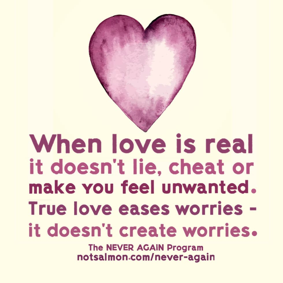 is your love real