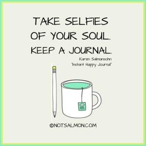 A Helpful Stress Reliever: Journaling