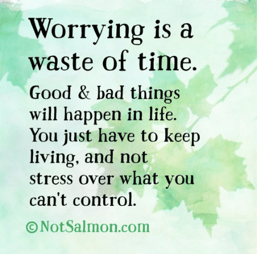 9 Inner Peaceful quote to reduce Worrying