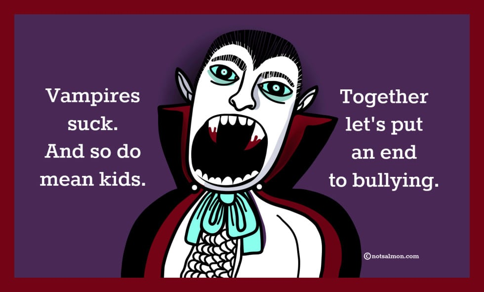 bullying quotes bullying quotes - Halloween Slogans