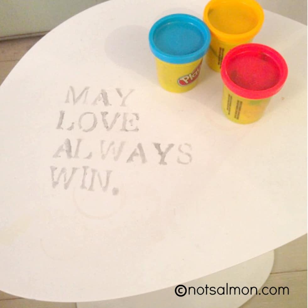 may love always win