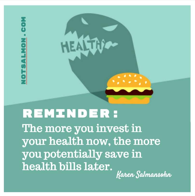 health motivation for longterm health