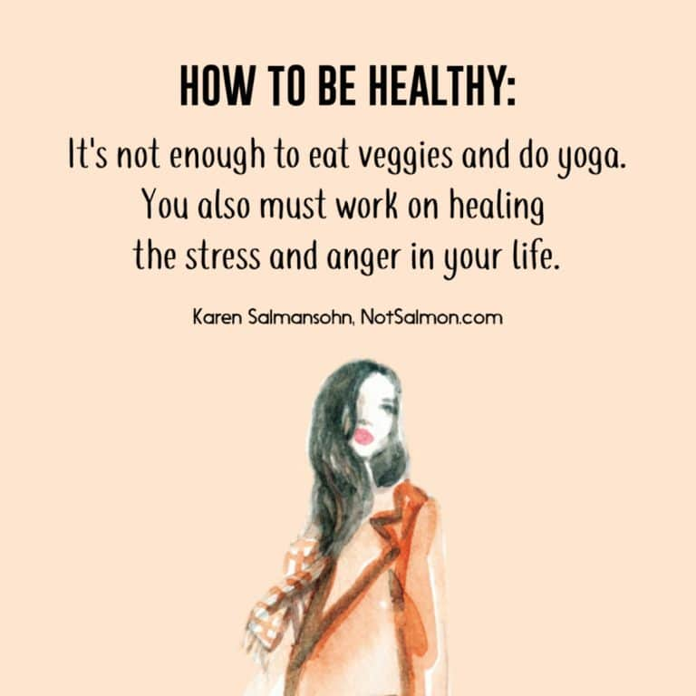Be Healthy Reminder