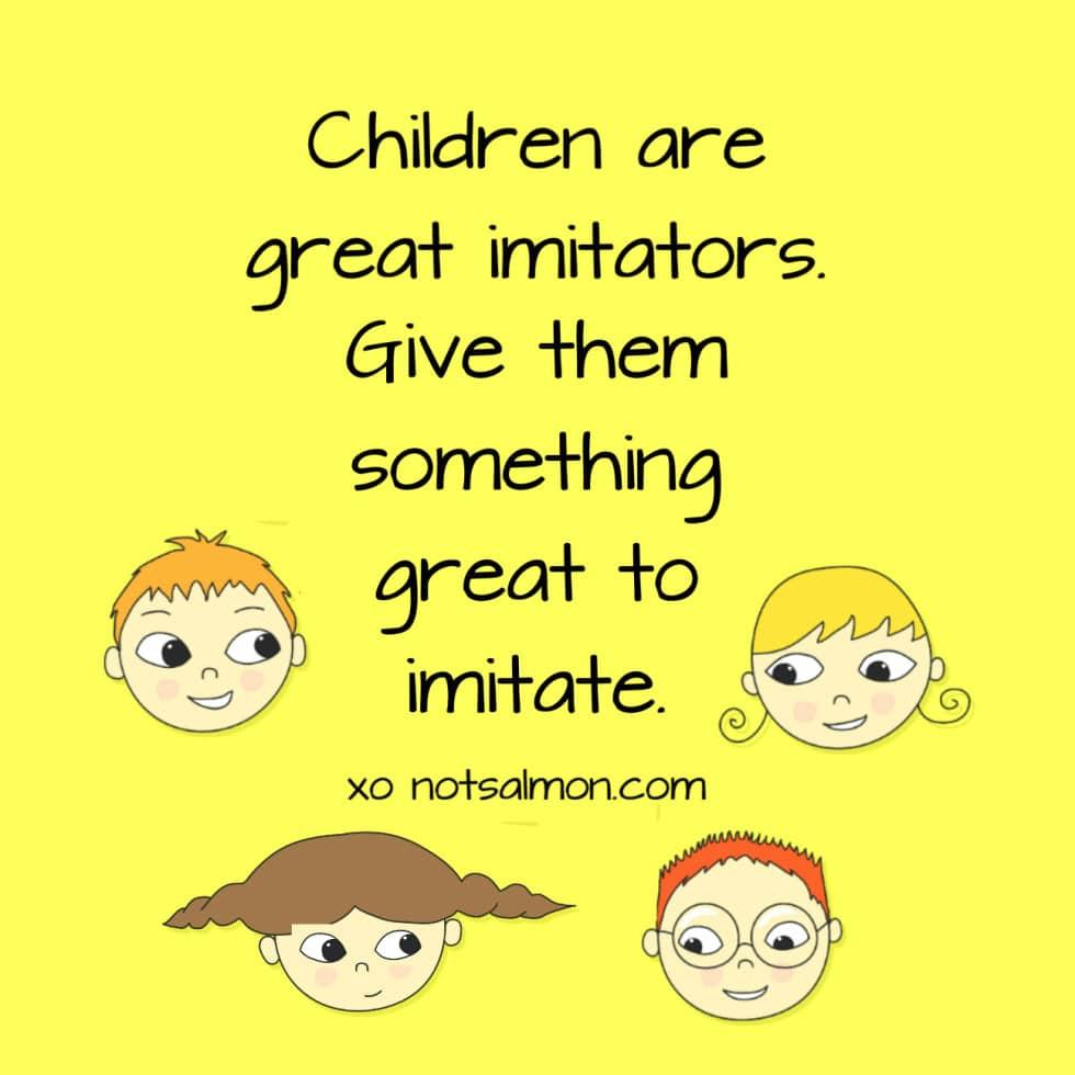 positive parenting Ari Salmansohn