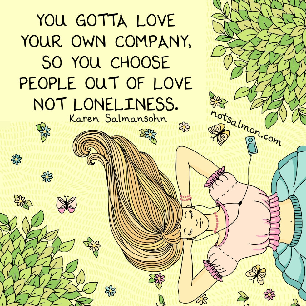 inspiring quotes about loneliness