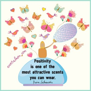 positivity scent
