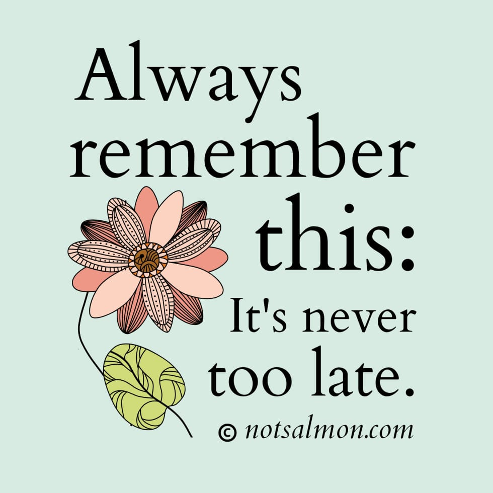 poster remember never late