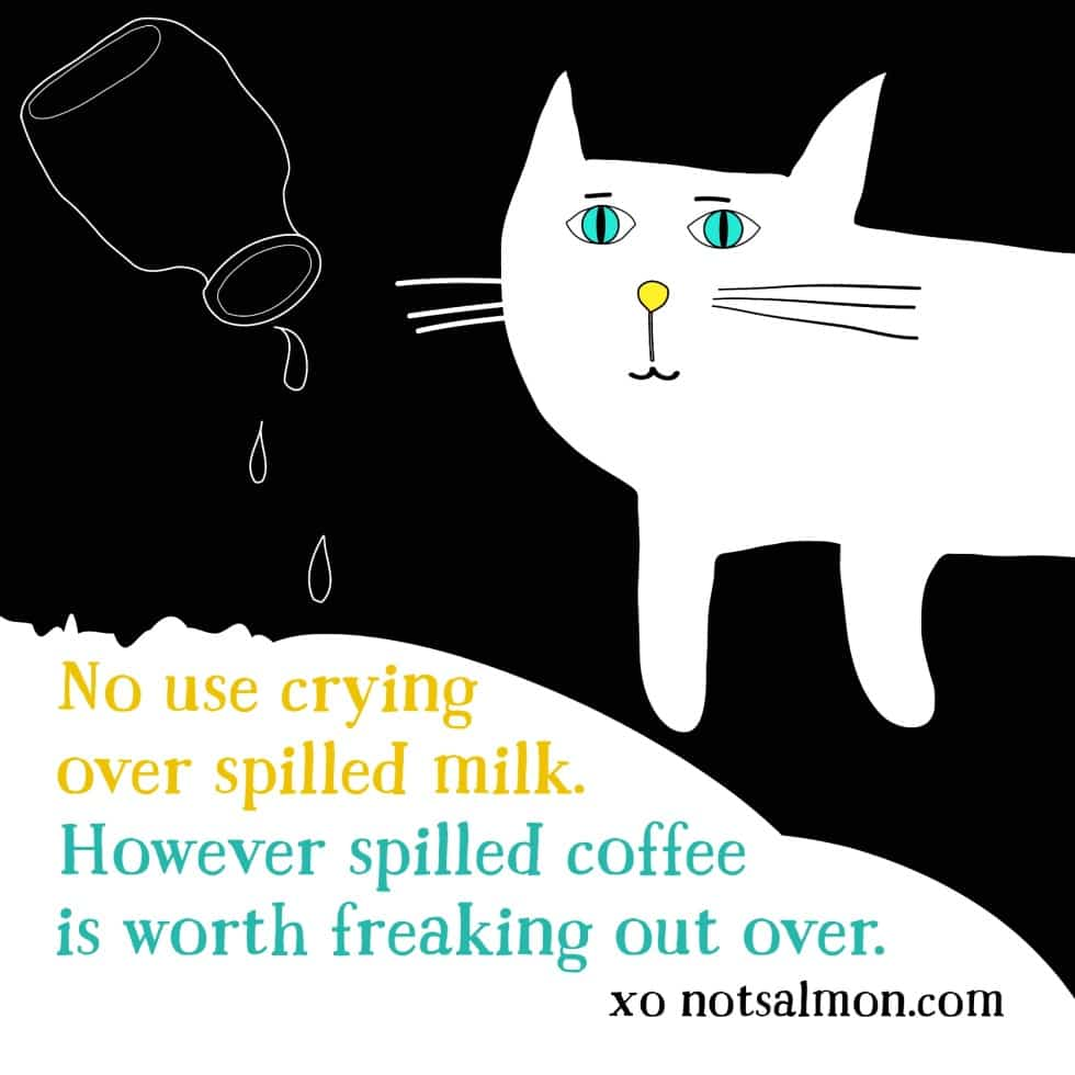 Humorous coffee Quotes