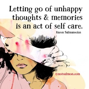 unhappy thoughts karen salmansohnn