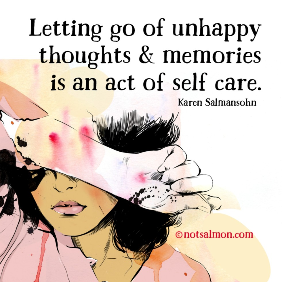 unhappy memories quote