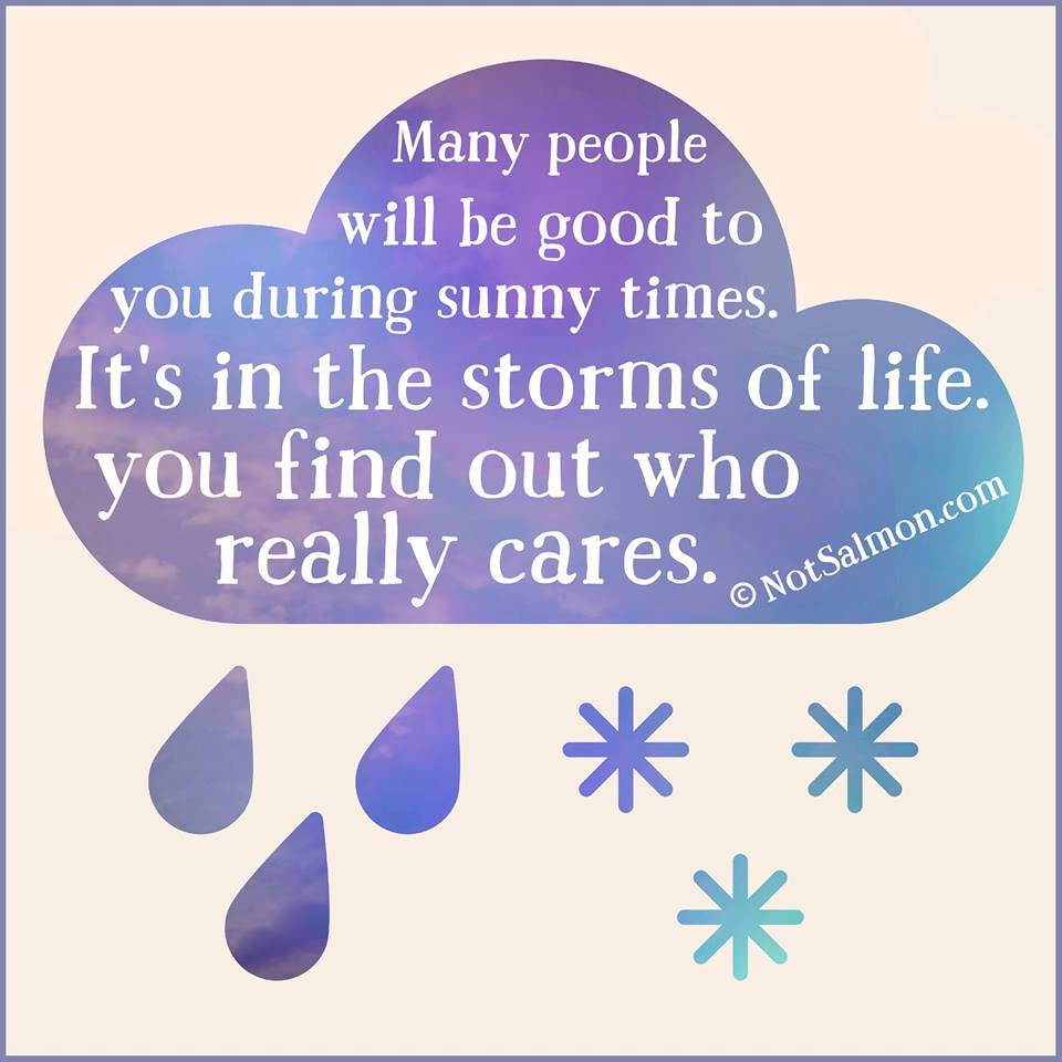 true friends are there in storms
